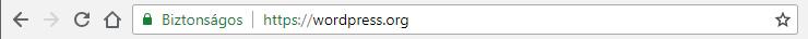 Kulcsszavak a webcímben - WordPess SEO