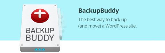 BackupBuddy - WordPress biztonsági mentés